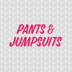 Pants & Jumpsuits Section